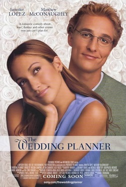 The Wedding Planner movie cover