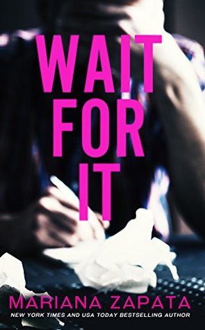 Wait for It book cover.