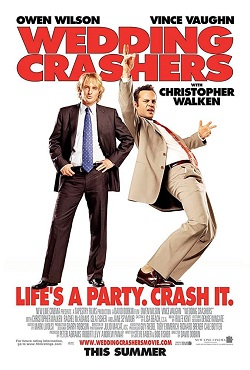 Wedding Crashers movie cover