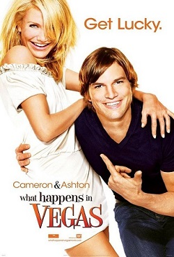 What Happens in Vegas movie cover