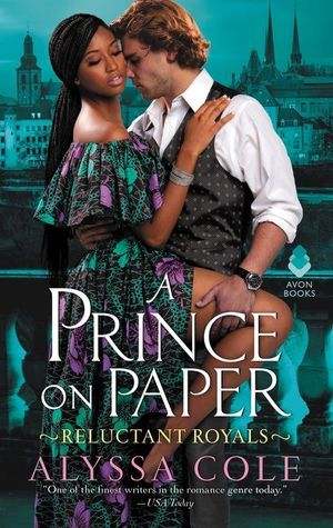 A Prince on Paper is a book from one of today's popular black romance authors.