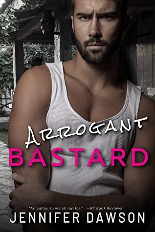 Arrogant Bastard book cover.