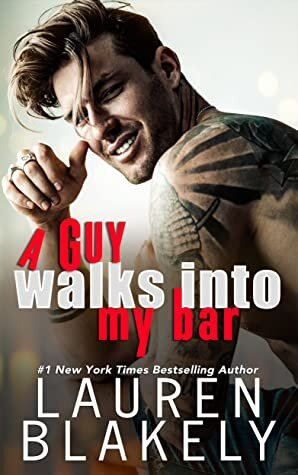 A Guy Walks Into My Bar book cover.
