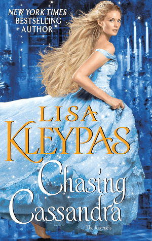 Chasing Cassandra book cover.