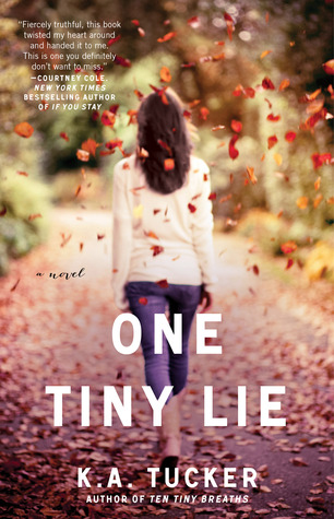 One Tiny LIe is a college romance book worth discovering