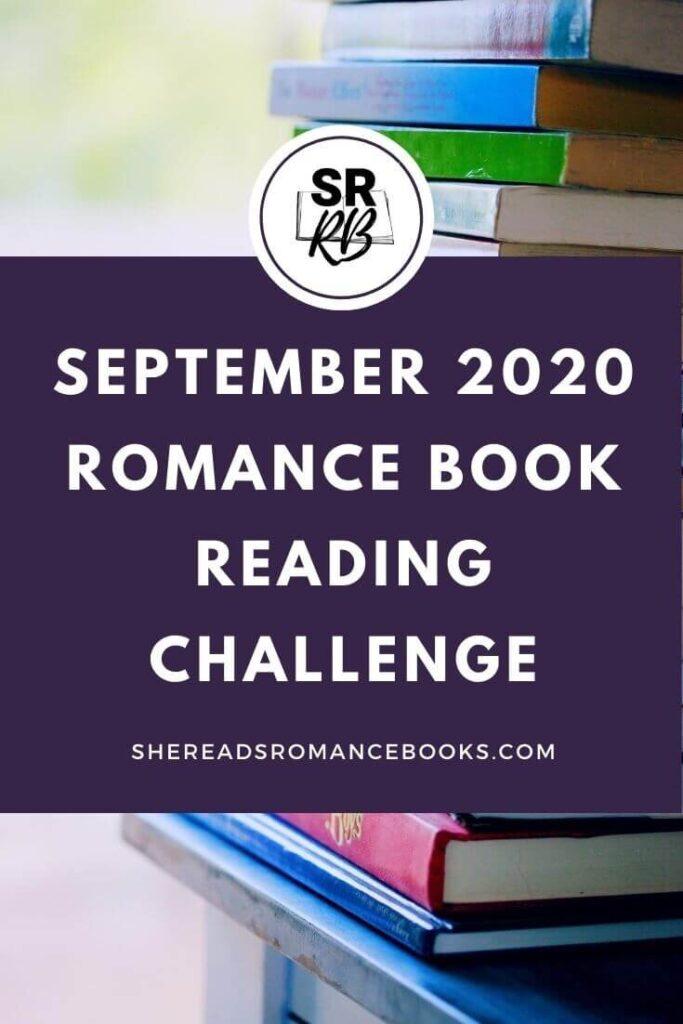 September 2020 Romance Book Reading Challenge