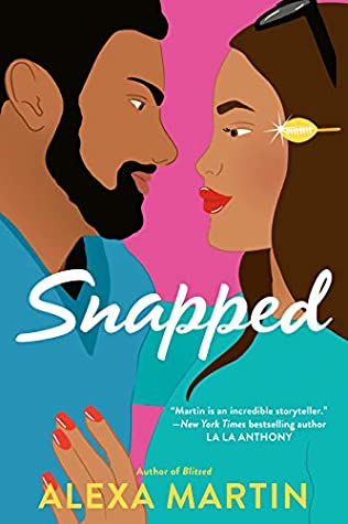Snapped is a book from one of today's popular black romance authors.