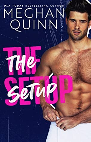 The Set Up is the latest contemporary sports romance book by Meghan Quinn that released in September 2020. If you college romance books featuring athletes, then you'll love this must read book. Book review by She Reads Romance Books