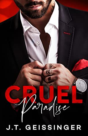 Cruel Paradise , is the latest contemporary romance book by J.T. Geissinger. Check out the book review from romance book blogger, She Reads Romance Books, of this must read book of 2020.