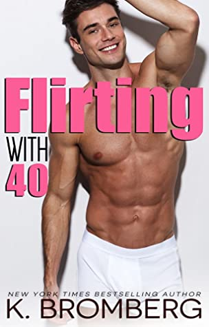 Fliritng with 40 book cover.