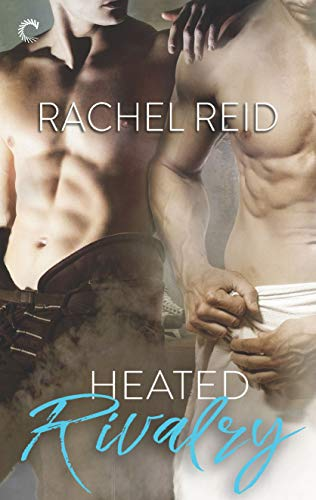 Heated Rivalry book cover