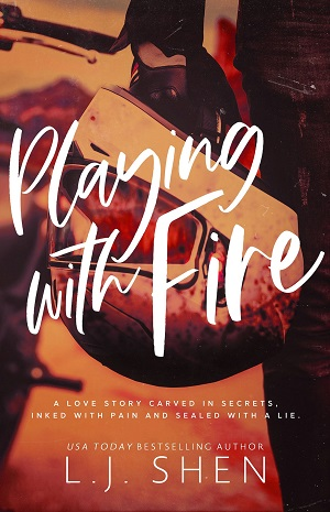 Playing with Fire  is the latest contemporary, college romance book from popular romance book author, L.J. Shen. This contemporary romance novel will captivate you as you follow two tragic characters who find love. Read the book review from romance book blogger, She Reads Romance Books to see if you'll find this book worth reading