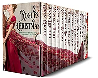 The 12 Rogues of Christmas is one of the best Christmas romance books worth reading.