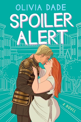 Spoiler Alert is one of this year's nominees for the 2020 Goodreads Choice Awards for Best Romance Book.