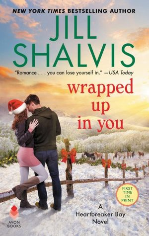 Wrapped Up in You is one of the best Christmas romance books worth reading.