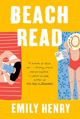 Beach Read is one of this year's nominees for the 2020 Goodreads Choice Awards for Best Romance Book.