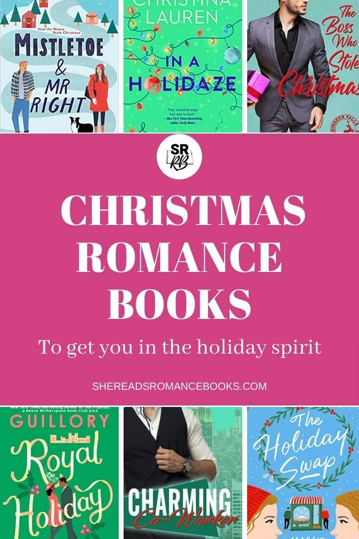Discover the best Christmas romance books worth reading this holiday season with this book list from romance book blogger, She Reads Romance Books.