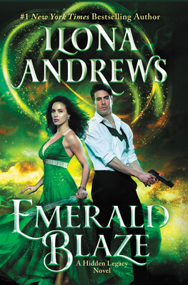 Emerald Blaze is one of this year's nominees for the 2020 Goodreads Choice Awards for Best Romance Book.