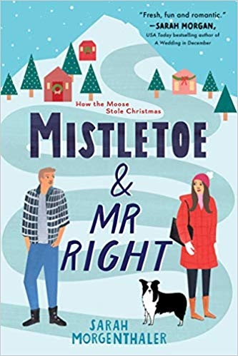 Mistletoe and Mr. Right is a must read Christmas romance book