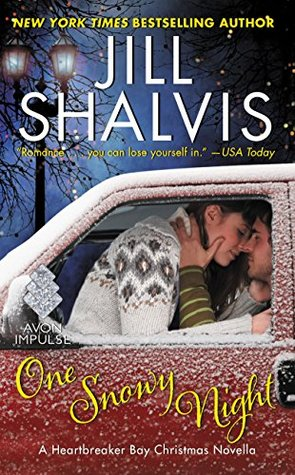 One Snowy Night is one of the best Christmas romance books worth reading.