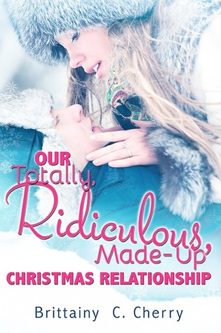Our Totally, Ridiculous, Made-Up Christmas Relationship is one of the best Christmas romance books to read