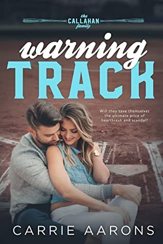 Warning Track , is the latest contemporary romance book by Carrie Aarons. Check out the book review from romance book blogger, She Reads Romance Books, of this must read baseball romance.