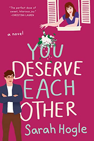 You Deserve Each Other is one of this year's nominees for the 2020 Goodreads Choice Awards for Best Romance Book.