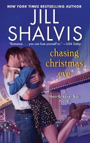 Chasing Christmas Eve book cover
