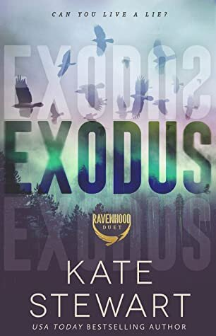 Exodus  by Kate Stewart is final book in her contemporary romance book duet. If you love romance novels with alpha males and  those that tug on all your heart strings, then check out this review to see if this is the book for you.