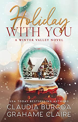 Holiday With You is one of 2020's Christmas romance books this season. This is a contemporary romance worth reading if you love small town romance books. Check out the book review from romance book blogger, She Reads Romance Books.
