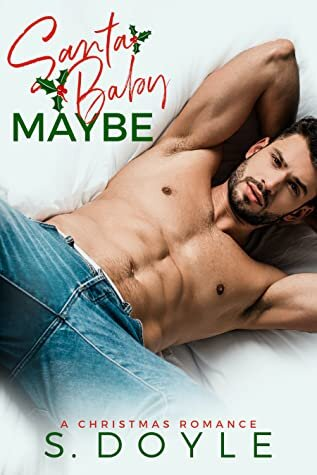 Santa Baby Maybe is one of the best romance novels of 2020.