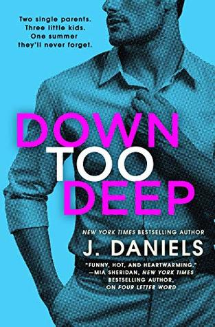 Down Too Deep is a contemporary romance book worth reading by J. Daniels in the Dirty Deeds series. Check out the book review from romance book blogger, She Reads Romance Books.