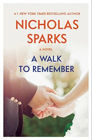 A Walk to Remember is one of the most popular teen romance books worth reading- and one that was made into a movie.