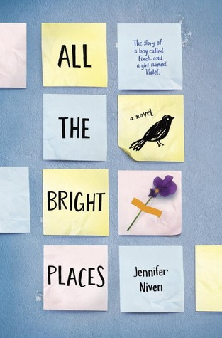 All the Bright Places is one of the most popular teen romance books worth reading- and one that was made into a movie.