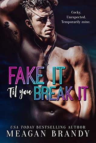 Fake It Til You Break It  is one of the best fake relationship romance books.