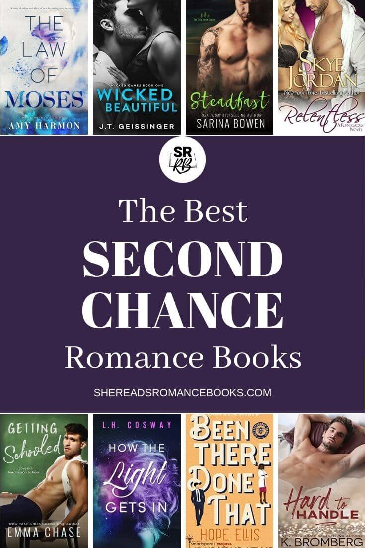 Discover the best second chance romance books worth reading from popular romance book blogger, She Reads Romance Books.
