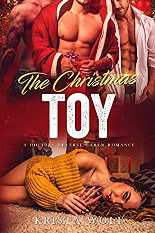 The Christmas Toy book cover