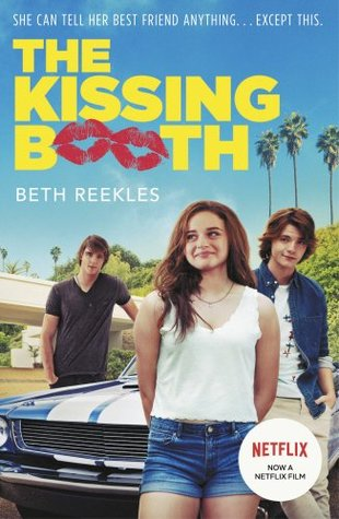 The Kissing Booth is one of the most popular teen romance books worth reading- and one that was made into a movie.