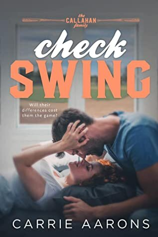 Check Swing is a new romance book release coming in March 2021.