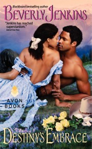 Destiny's Embrace is a book from one of today's popular black romance authors.