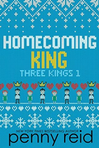 Homecoming King is a new romance book release in November 2021.