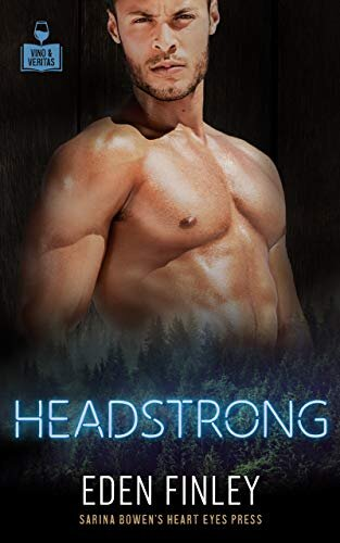 Headstrong book cover and book review by She REads Romance Books.