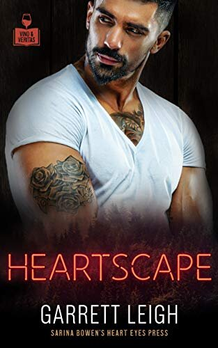 Heartscape is a new romance book release coming in March 2021.