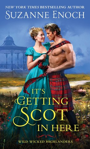 It's Getting Scot in Here book cover.