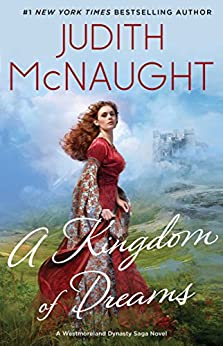 A Kingdom of Dreams book cover.