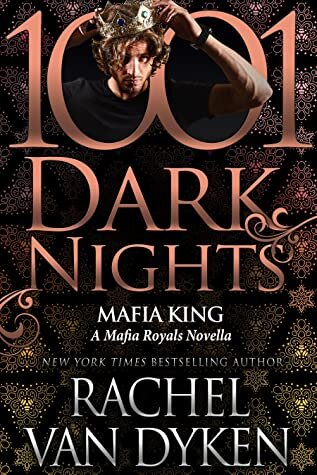 Mafia King is a new romance book release coming in April 2021.