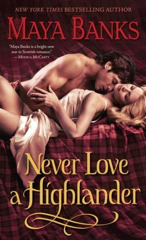 Never Love a Highlander is one of the best historical romance novels worth reading