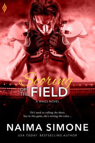 Scoring Off the Field is a book from one of today's popular black romance authors.