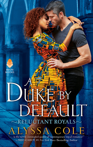 A Duke By Default is a book from one of today's popular black romance authors.