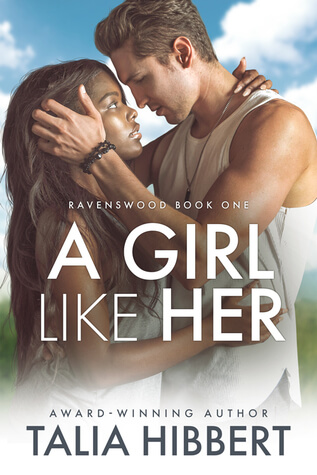 A Girl Like Her is a book from one of today's popular black romance authors.